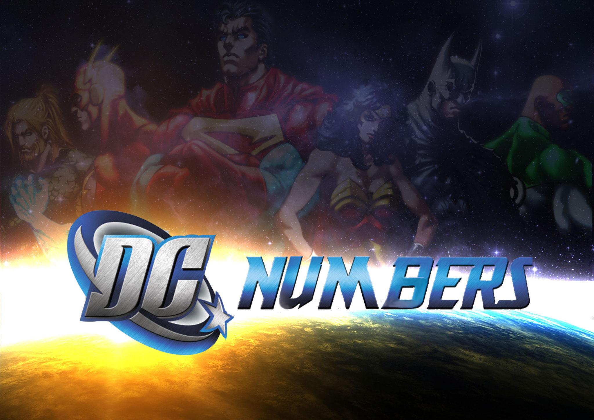 Calendario DC Comic