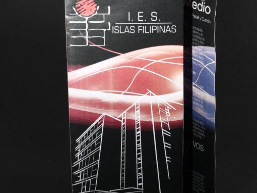 Tríptico I.E.S Filipinas