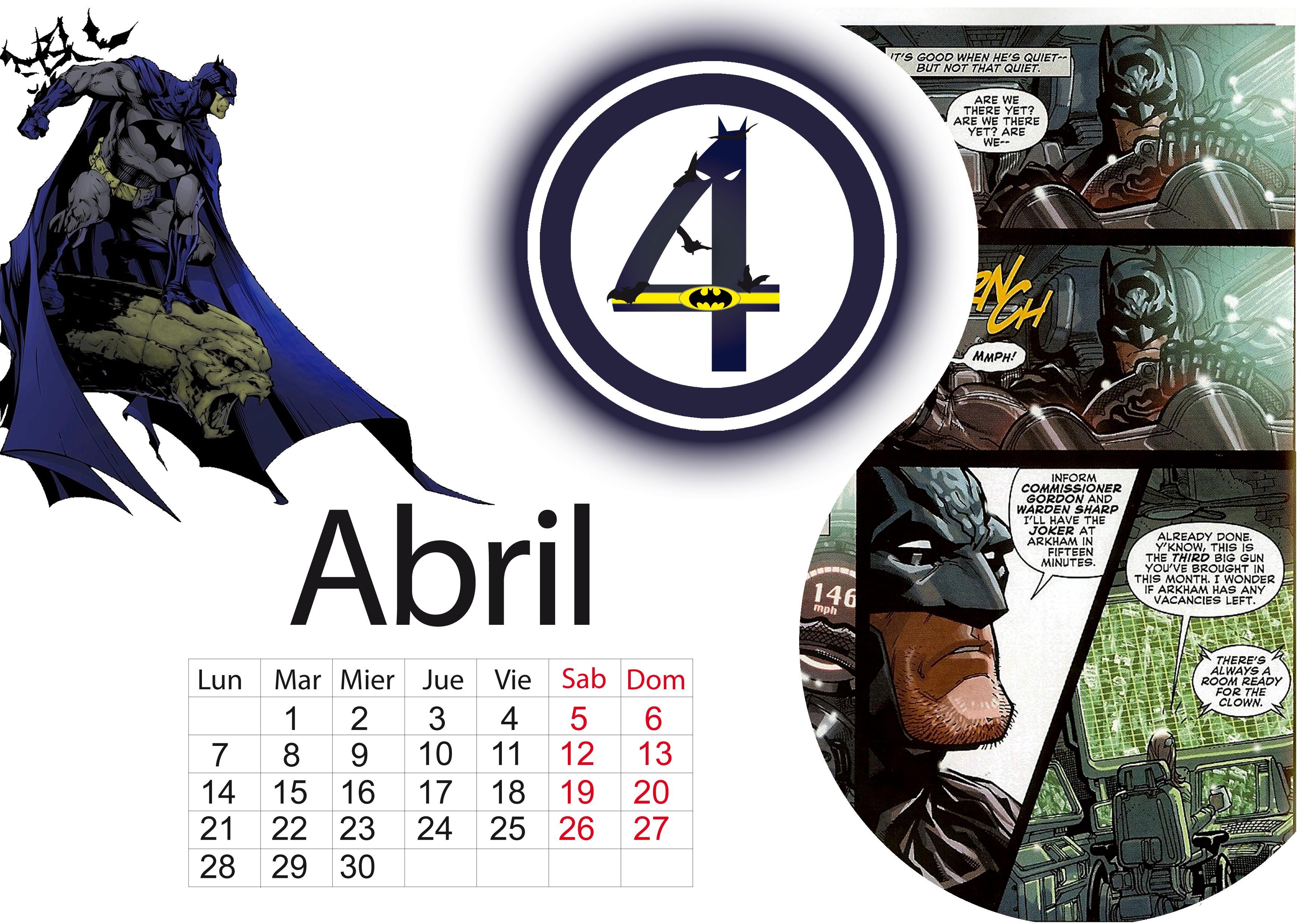 abril 4