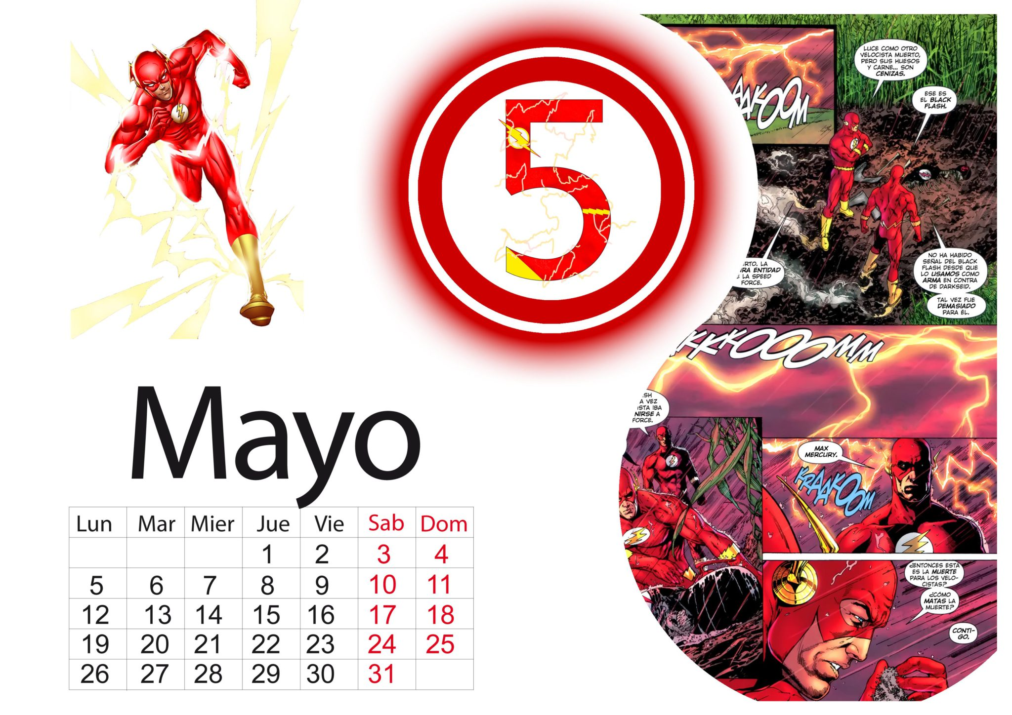 mayo 5