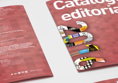 Catálogo LID Editorial 2016