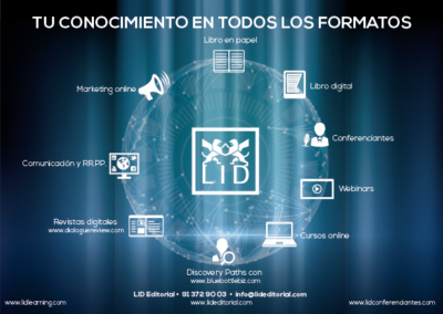 Infografía LID Editorial
