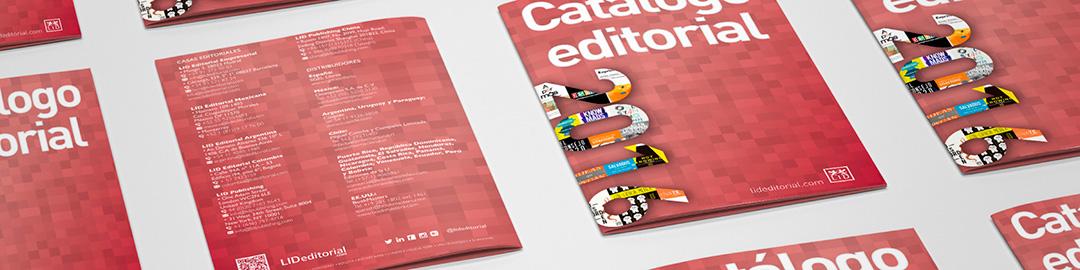 Catalogo Editorial 2016